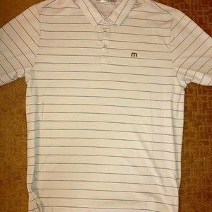 Travis Mathew golf shirt, sz XL